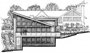 Σπουδές αρχιτεκτονικής στην Αγγλία